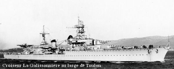 La Galissonniere croiseur photo