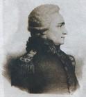 Portrait d Antoine  Reymond  Joseph Bruny d Entrecasteaux