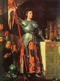 Portrait de Jeanne d Arc