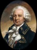 Portrait de Louis Antoine de Bougainville