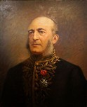Portrait de Pierre Paul de la Grandiere