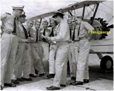 Photo stagiaires francais aux USA en 1944