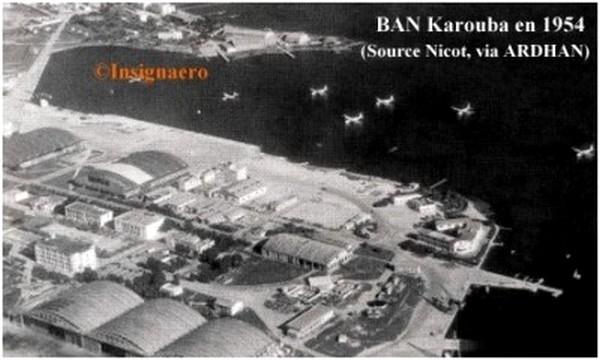 BAN Karouba photo aerienne