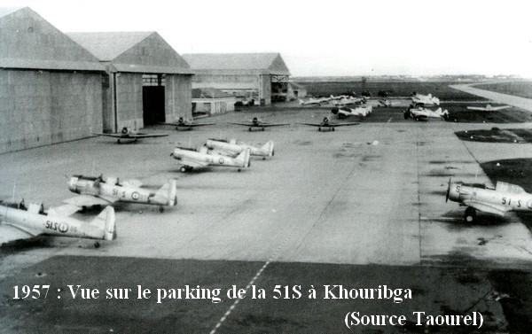 BAN Khouribga Parking 51S en 1957