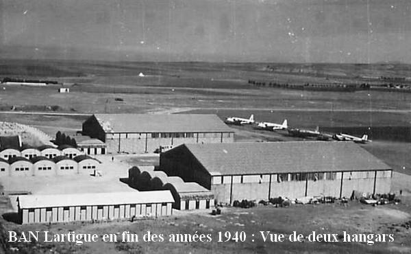 BAN Lartigue dans les annees 1940