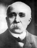 Portrait de Georges Clemenceau