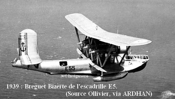 1939. Breguet Bizerte de l escadrille E5