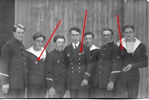 Equipage 1B1 en 1927