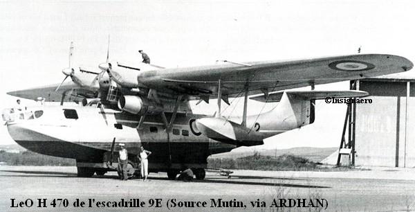 Liore et Olivier H470 de l escadrille 9E