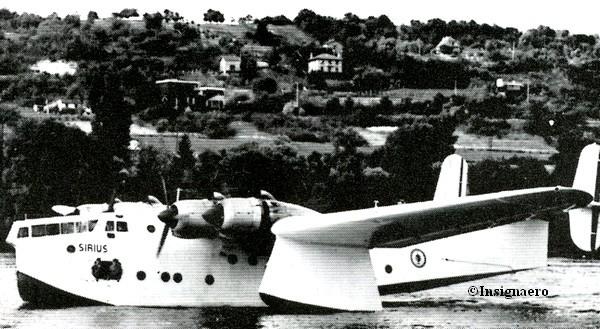 1947. Breguet 730 Sirius