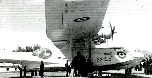 Catalina de la 22S SAMAR a Agadir