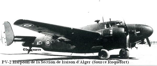 Harpoon PV 2 de la SLAA
