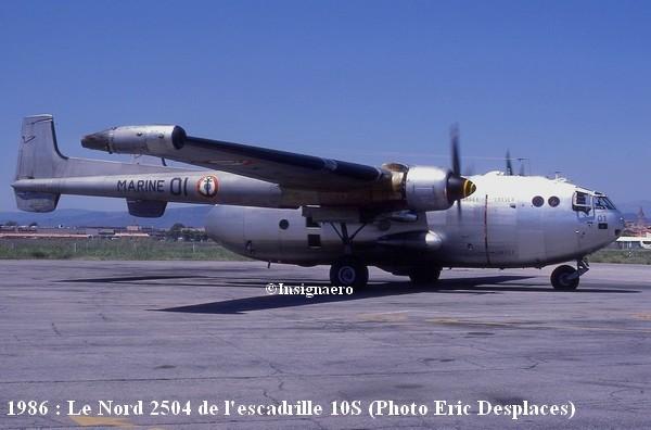 Le N.2504 de la 10S vu en 1986