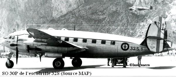 SO 30P de l escadrille 32S d Alger