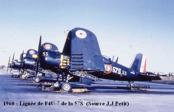57S FAU7 en 1960