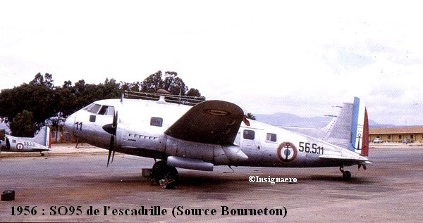 SO.95 de la 56S a Agadir