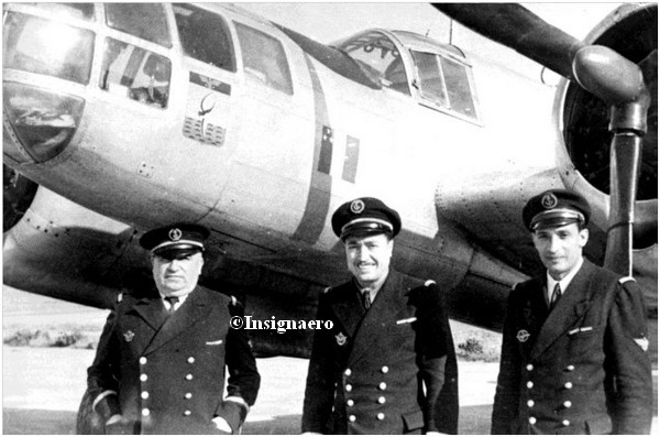 Martin 167 de la 11S en 1950