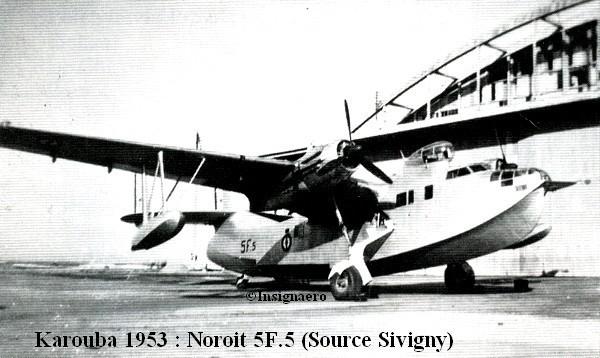 1953 a Karouba le Noroit 5F.5