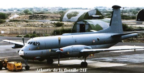 Cliche d un Atlantic de la 21F