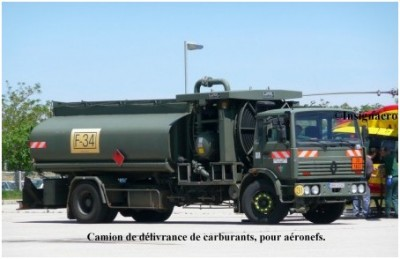 Photo camion delivrance de carburant