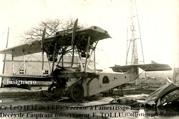 LeO H 13 accidente le 27 janvier 28