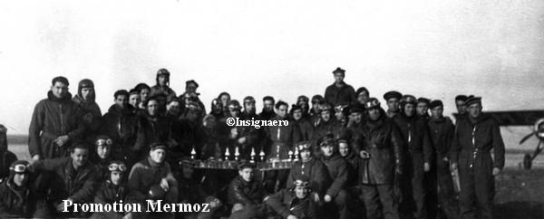 Photo de la promotion Mermoz