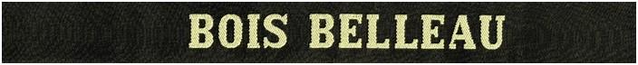Ruban legende P.A Bois Belleau