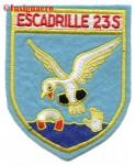 10A.  Patch escadrille 23S.2