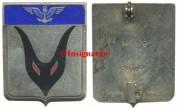 157.  Escadrille 59S masque Drago  en argent