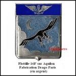 16FA Aquilon metal Drago en argent 1
