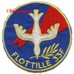 18B.  Patch Flottille 33F 3