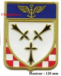 9A.  Patch escadrille 22S 2