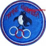 12.  Patch sportif marine Khouirbga
