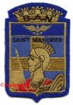 13.  Patch BAN Saint Mandrier 1