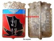 13B.  BAN Cat Lai en argent Drago O.M