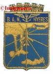 8D.  Patch BAN Hyeres 5