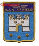 8E.  Patch BAN Hyeres   Porte 1