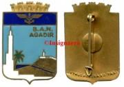 BAN Agadir 1 AB route bleue