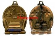 1.  A.E E.V Henry 1 bronze Augis