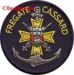 1.  Patch fregate AA Cassard 1