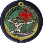 1.  Patch patrouilleur l Adroit