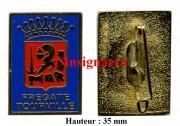 10.  Fregate Tourville rectangle ALM