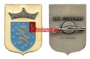 14.  E.E Duperre ecu couleurs FIA