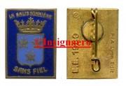 17.  E.E La Galissonniere rectangle  FIA