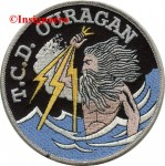 1A.  Patch TCD Ouragan 2