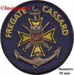 1A.  Patch fregate AA Cassard. 2