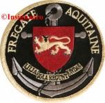 1A.  Patch fregate Aquitaine 2
