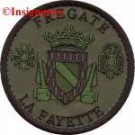 1C.  Patch fregate Lafayette 4