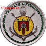 2.  Patch fregate Auvergne 1