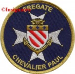 2.  Patch fregate  Chevalier Paul 1